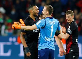 Bundesliga - Bayer Leverkusen vs Borussia Moenchengladbach