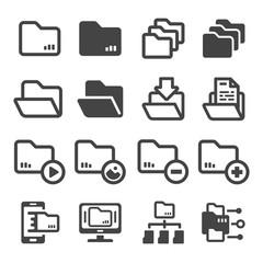folder,file icon set