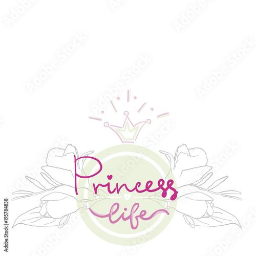 Party Bridal Shower Hen Birthday Card Color Girl Projekt Logo
