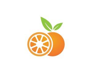 Orange logo design