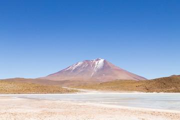 Laguna Hedionda view, Bolivia