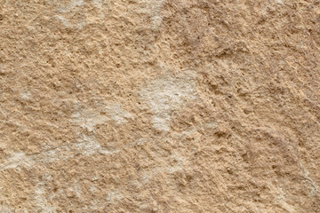 Surface of sandstone
