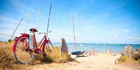 France > Paysage > Plage > Noirmoutier Fototapete