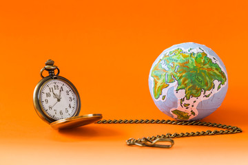 time and world