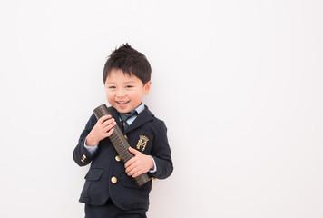 卒園式イメージ 男の子