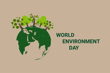 Save Earth Planet World Concept. World environment day. ecology friendly text and green natural leaf.
