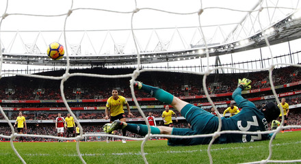 Premier League - Arsenal vs Watford