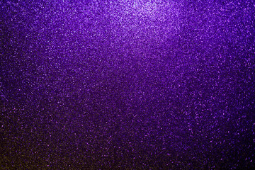 Glitter ultraviolet background