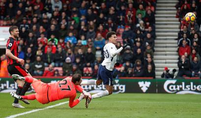 Premier League - AFC Bournemouth vs Tottenham Hotspur
