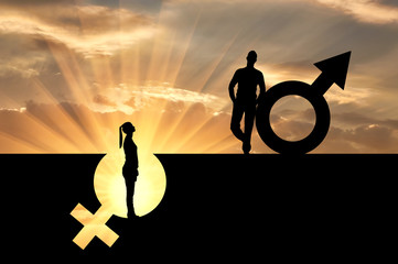 Concept of gender inequality