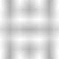 Silver metallic square background. Seamless vector
