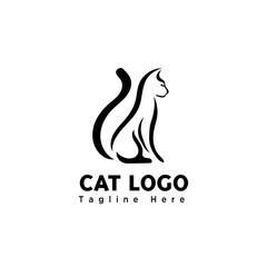 stand art part cat logo
