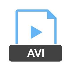 AVI, web, play