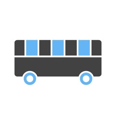 Toy Bus Icon