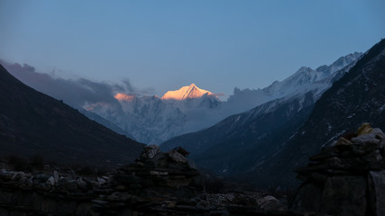Mount Everest Nepal Himalaya