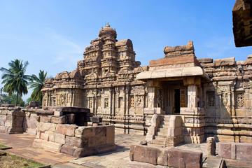 Virupaksha temple, Pattadakal, Karnataka