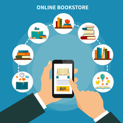 Online Book Store Composition
