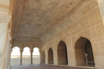 Anguri Bagh Agra fort historical architecture Agra India