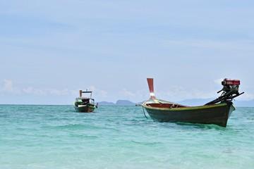 Andaman sea bright blue of the day (Koh Lipe)