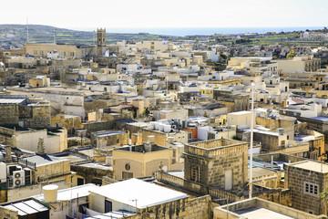 Ir-Rabat Top View