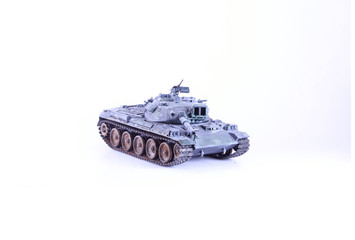 Army Military Tank Model Type 74