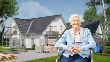 Haus behindertengerecht und altersgerecht umbauen