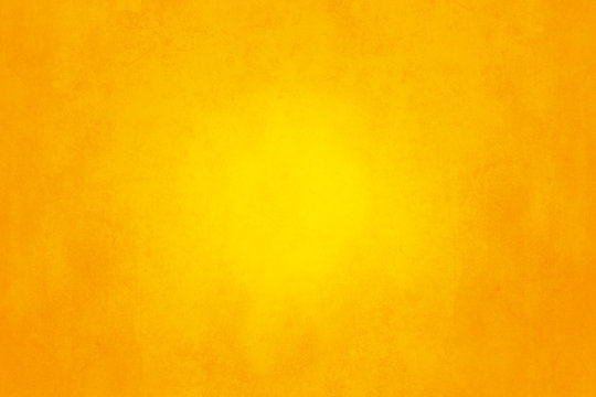 Abstract orange yellow texture background