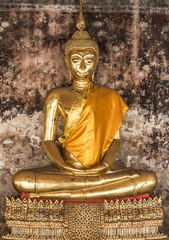 Buddha statue / Buddha / Old temple / Temple / thailand /landmark of Thailand and Asia