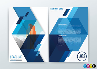 Abstract modern Background Creative Design, Business Brochure, Template, Flyer Layout, Annual Report, booklet, in A4 size-Vector Illustration