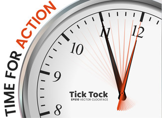 Tick Tock - Time for Action