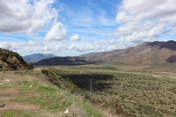 rumbo a San Quintin Baja california
