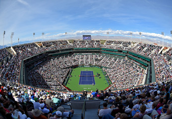 Tennis: BNP Paribas Open-Day 8