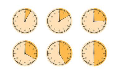 6 Countdown Timer Clocks