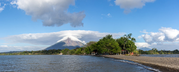 Volcans Concepción et Maderas, Ometepe, Nicaragua