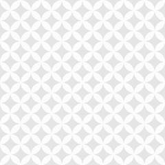 シームレスパターン 白