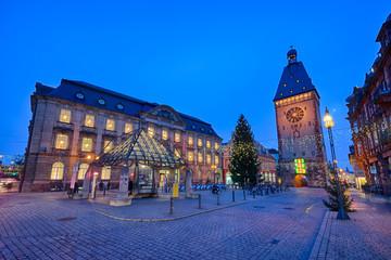 Weihnachtsbaum in Speyer