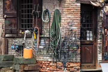 Gondola Repair Yard
