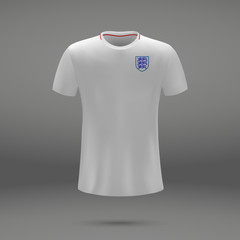football kit England