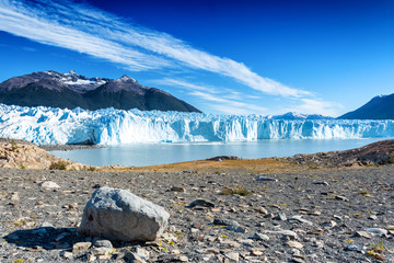 Printed kitchen splashbacks Glaciers The Perito Moreno glacier in Glaciares National Park outside El Calafate, Argentina