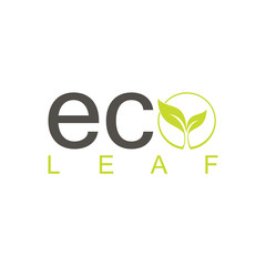 green leaf ecology logo