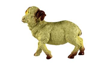 Figure of a ram