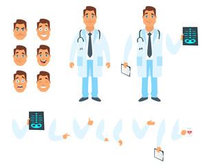 doctor character generator