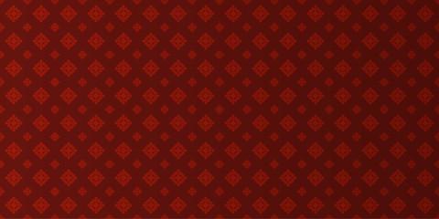 Auburn Thai ancient pattern. vintage thai traditional on auburn background ,Thailand art background