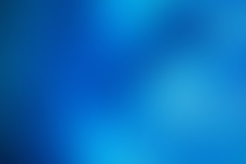 Gradient abstract background blue, sky, ice, ink, with copy space Fototapete