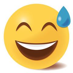 Emoji verlegen - 3D