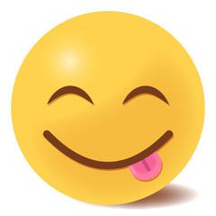 Emoji frech - 3D
