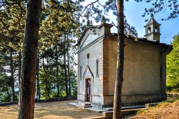 Verona- chiesetta di Santa Viola