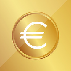 Gold Medaille - Euro