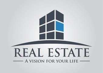 Logo Design Real Estate, Business, Company.