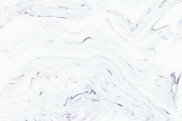 Marble paper texture. Abstract ink background.